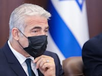 יאיר לפיד / צילום: מארק ישראל סלם - הג'רוזלם פוסט