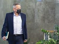 שר הבריאות, ניצן הורוביץ / צילום: מארק ישראל סלם - הג'רוזלם פוסט