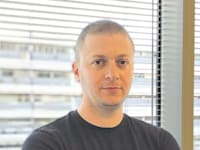 """ערן הורוביץ, מייסד ומנכ""""ל חברת הפינטק קרדיט 24 / צילום: אסף יופה"""