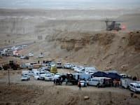 זירת האסון בנחל צפית / צילום: Reuters, AMIR COHEN