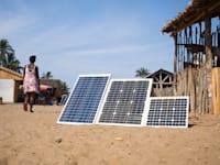 אנרגיה סולארית באפריקה / צילום: Shutterstock