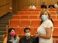 """משפטה של פאינה קירשנבאום, ביה""""מ המחוזי, ת""""א / צילום: כדיה לוי"""