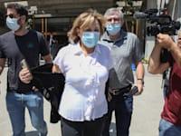 משפטה של פאינה קירשנבאום / צילום: כדיה לוי