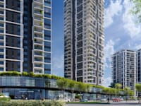 הדמיה של הפרויקט בנשר / הדמיה: שוורץ בסנוסוף אדריכלים ומתכנני ערים