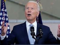 הנשיא ביידן בנאום תוקפני כלפי הרפובליקאים, פילדלפיה / צילום: Associated Press, Evan Vucci