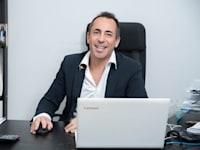 """אסף הנעמן הלל, בעלים ומנכ""""ל משותף של נסיקה עצמאית / צילום: יח""""צ"""