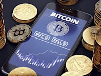 ביטקוין. בניגוד לנטען בהודעה, טסלה לא מחלקת מטבעות דיגיטליים לעידוד השימוש בהם / צילום: Shutterstock, Wit Olszewski