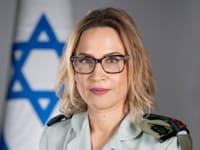 """תא""""ל יפעת תומר ירושלמי, הפרקליטה הצבאית הראשית בצה""""ל / צילום: דובר צה""""ל"""