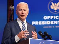 נשיא ארה''ב, ג'ו ביידן / צילום: Shutterstock, Stratos Brilakis