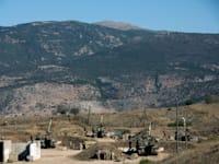 גבול ישראל לבנון / צילום: Reuters