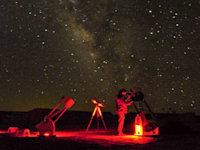 תצפיות כוכבים במדבר / צילום: יהונתן כלפה (הדובה הגדולה) תמנע