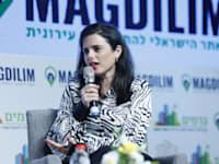 השרה איילת שקד / צילום: דרור סיתהכל