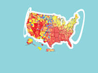 אמריקה חוזרת למסכות / אילוסטרציה: גלובס