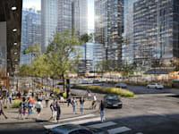אזור תעשיה הרצליה פיתוח / הדמיה: דרמן ורבקל אדריכלים
