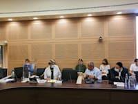 דיון ועדת הכספים הבוקר / צילום: דוברות הכנסת, נועם מושקוביץ