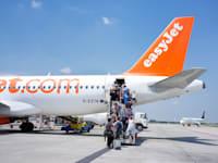 מטוס של איזי ג'ט. חשש מצמצום התחרות / צילום: Shutterstock