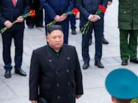 מנהיג צפון קוריאה, קים ג'ונג און / צילום: Shutterstock, Alexander Khitrov