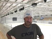 """אלי אברמוביץ' תושב איזור השרון, מנכ""""ל ובעלים משותף מתחם הקרח One ice / צילום: תמונה פרטית"""