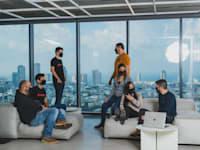עובדים בחברת פרימטר X / צילום: יח''צ