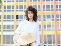 הגר קדם, בעלת מותג האופנה DUETIC / צילום: ורד פרקש