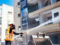 פינוי בינוי בתל אביב / צילום: גיא סידי
