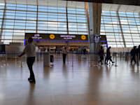 שדה התעופה בן גוריון / צילום: מיכל רז חיימוביץ