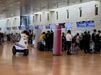 נמל התעופה בן גוריון / צילום: מיכל רז חיימוביץ