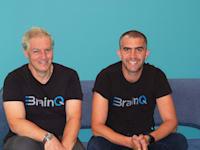 מייסדי BrainQ, דר׳ ירון סגל, CISO, והמנכ״ל, יותם דרקסלר / צילום: יח''צ