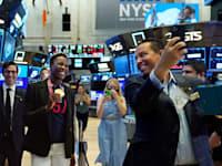 הבורסה בוול סטריט / צילום: Associated Press, Richard Drew