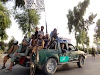 אנשי הטליבאן בקנדאהר, השבוע / צילום: Associated Press, Sidiqullah Khan