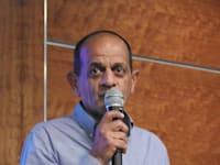 רפי דיין בן 65, בעל חברת ירוק 2000 תשומות וידע לחקלאות / צילום: שירי רותם מו''פ ערבה