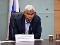 סעיד אלחרומי / צילום: דוברות הכנסת – נועם מושקוביץ