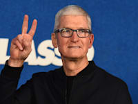 טים קוק, מנכ''ל אפל / צילום: Associated Press, Jordan Strauss