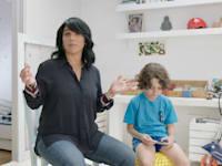 רותם אבוהב בקמפיין משרד החינוך / צילום: לפ''מ