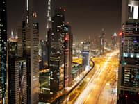 אזור התעשייה בדובאי. הסייבר הישראלי בדרך לאמירויות / צילום: Shutterstock, Steven Bostock