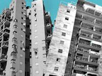 מה אפשר לקנות ב־1.4 מיליון שקל בדרום / עיבוד: טלי בוגדנובסקי