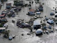 הצפות בלואיזיאנה בעקבות הוריקן איידה / צילום: Associated Press, David J. Phillip