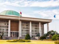 בניין האספה הלאומית של קוריאה הדרומית בסיאול / צילום: Shutterstock, Joshua Davenport