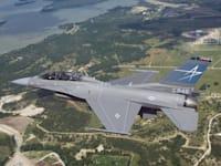 מטוס F-16. עלייה בביקוש / צילום: תעשיה אוירית