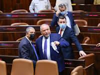 מליאת הכנסת לקראת ההצבעה על חוק ההסדרים / צילום: נועם מושקוביץ, דוברות הכנסת