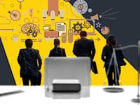 עורכי הדין הצעירים מחפשים מקומות עבודה אטרקטיביים יותר / אילוסטרציה: טלי בוגדנובסקי