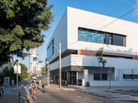 בית הספר תל נורדאו, תל אביב / צילום: מילבאואר אדריכלים
