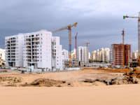 בנייה בחולון. לפרק את העבודה לחלקים / צילום: Shutterstock