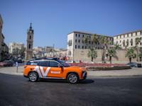 המונית האוטונומית של מובילאיי / צילום: מובילאיי
