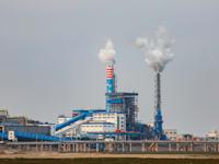 מפעל לעיבוד פחם בסין / צילום: Shutterstock, humphery