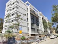 התחדשות עירונית בקליין 1, המושבה הגרמנית, ירושלים / הדמיה: avi ben chamo