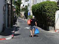 כרם התימנים. 11 מקטעים הפכו ל'מוטי הליכה' / צילום: איל יצהר
