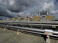צינורות להובלת גז באירופה / צילום: Reuters, Rebecca Naden