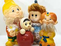 צעצועים סובייטים / צילום: דורית יורדן דותן