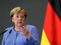 אנגלה מרקל / צילום: Associated Press, Franc Zhurda
